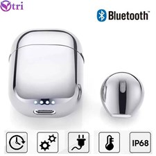 IP8 Mini Wireless Bluetooth Earbud with Charging Dock - White	25