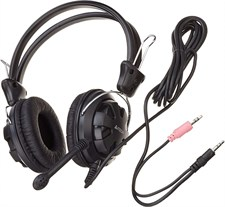 A4Tech HS-28i ComfortFit Stereo Headset