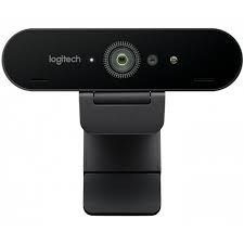 LOGITECH BRIO Ultra HD Webcam for Video Conferencing, and Recording