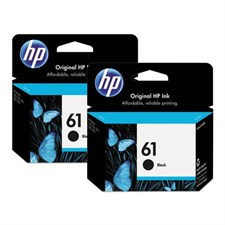 HP Cartridge 61 Black