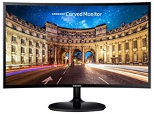 "27"" Essental Curved Monitor with the deeply immersive viewing experience"