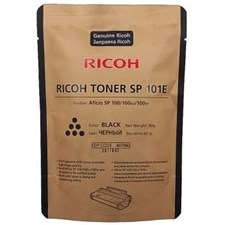 Ricoh SP 101e Original Laser Printer Toner Refill Pouch (Black)