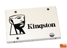 "Kingston SSDNow UV400 2.5"" 240GB SATA III TLC Internal Solid State Drive (SSD) SUV400S37/240G"