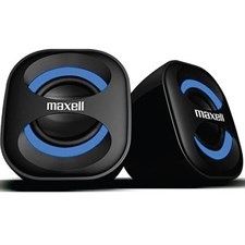 Maxell SS-120 USB Micro SystemStereo Speaker