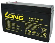 WP7-12(28W) 12Volt 28W Long Battery